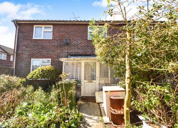 Thumbnail 3 bed end terrace house for sale in Rowan Close, Thetford