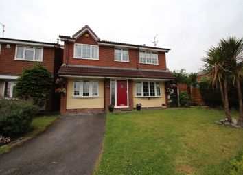 Thumbnail 4 bed detached house for sale in Harrison Close, Norden, Rochdale, Greater Manchester