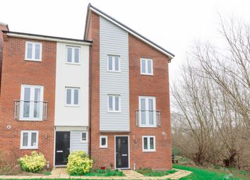Thumbnail 5 bed semi-detached house for sale in Waterside Road, Wellingborough