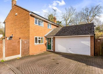 Thumbnail 4 bed detached house for sale in The Dell, Ullesthorpe, Lutterworth