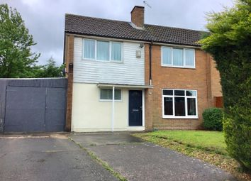 3 bed semi-detached house for sale in Matlock Avenue, Dawley, Telford TF4