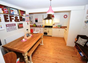 Thumbnail 3 bed end terrace house for sale in Packe Close, Feering, Colchester