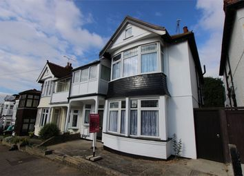 Thumbnail 4 bed semi-detached house for sale in 61 Highcliff Drive, Leigh-On-Sea, Essex