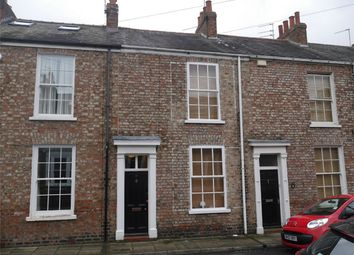 Thumbnail 4 bed terraced house for sale in Belle Vue Street, Heslington Road, York