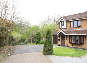 Thumbnail 3 bed link-detached house for sale in Old Oak Gardens, Walton-Le-Dale, Preston