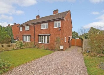 Thumbnail 3 bed semi-detached house for sale in Chaucer Road, Aston Fields, Bromsgrove