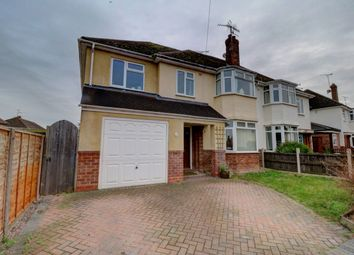 Thumbnail 5 bed semi-detached house for sale in Tapenhall Road, Fernhill Heath, Worcester