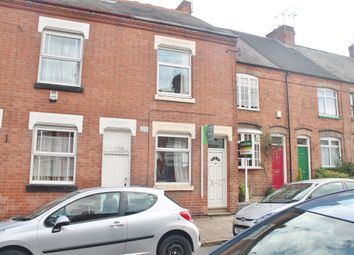 Thumbnail 3 bed terraced house to rent in Leopold Road, Clarendon Park, Leicester