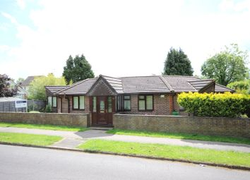 Thumbnail 3 bed detached bungalow for sale in Geales Crescent, Alton, Hampshire