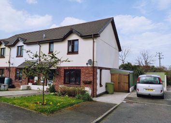 3 bed end terrace house for sale in Hanover Parc, Indian Queens, St. Columb TR9