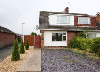 Thumbnail 3 bed semi-detached house for sale in Chiltern Road, Off Brant Road, Lincoln