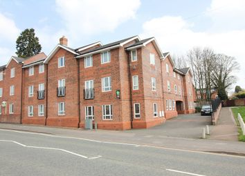 Thumbnail 2 bed flat for sale in Bull Head Street, Wigston, Leicester