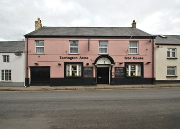 Thumbnail Pub/bar for sale in New Street, Torrington