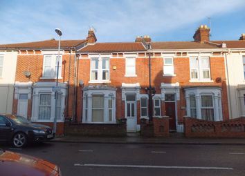 Thumbnail 5 bed terraced house to rent in Manners Road, Southsea, Portsmouth