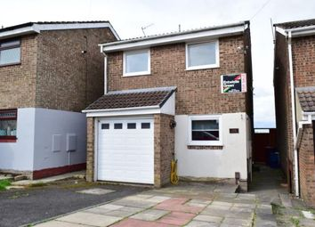 Thumbnail 3 bed detached house for sale in Helm Close, Burnley, Lancashire