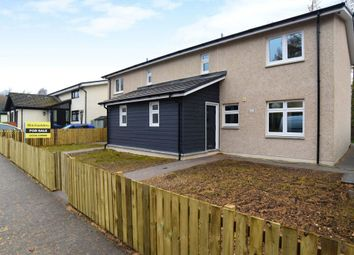 Thumbnail 4 bed semi-detached house for sale in The Hazel, Denstrath Road, Edzell Woods
