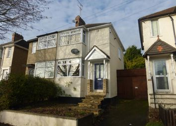Thumbnail 2 bed end terrace house for sale in Third Avenue, Luton