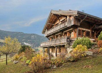Thumbnail 4 bed property for sale in Chalet Faucon, Megève, Auvergne-Rhone-Alpes, France