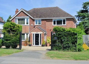 Thumbnail 5 bedroom detached house for sale in Cheltenham Road, Longlevens, Gloucester