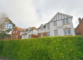 Thumbnail 1 bed property for sale in Dickens Lodge, Wealdhurst Park, Broadstairs, Kent