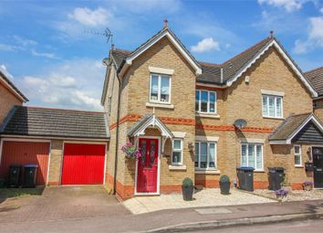 Thumbnail 3 bed semi-detached house for sale in Malkin Drive, Church Langley, Harlow, Essex