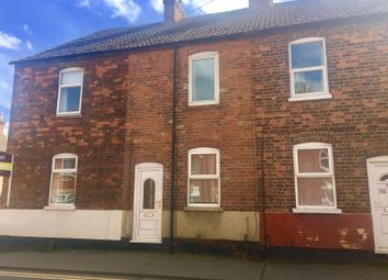 Thumbnail 3 bed terraced house for sale in Springfield Road, Grantham