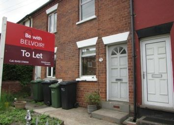 Thumbnail 2 bedroom terraced house to rent in Whitecross Road, Whitecross, Hereford