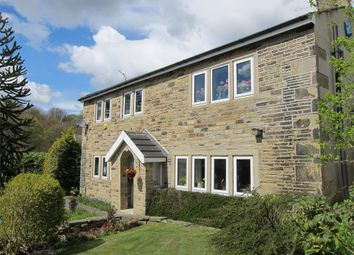 Thumbnail 3 bed detached house for sale in Netheroyd Hill Road, Huddersfield, West Yorkshire