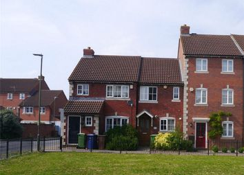 Thumbnail 2 bed terraced house for sale in Clifford Avenue, Walton Cardiff, Tewkesbury, Gloucestershire