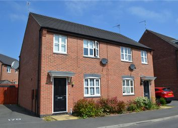 Thumbnail 3 bedroom semi-detached house for sale in Signals Drive, Coventry, West Midlands