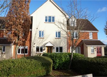 Thumbnail 4 bed town house for sale in Cranes Close, Taunton