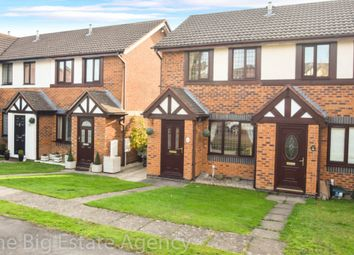 Thumbnail 2 bed end terrace house for sale in Tan Y Felin, Greenfield, Holywell