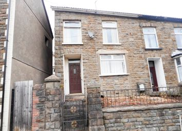 Thumbnail 3 bed semi-detached house for sale in Court Street, Tonypandy