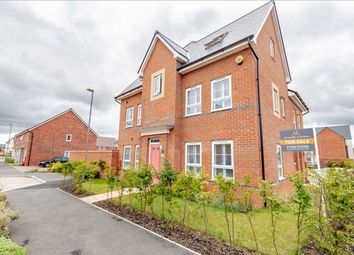 Thumbnail 4 bed semi-detached house for sale in Bridgewater Close, Brooklands, Milton Keynes