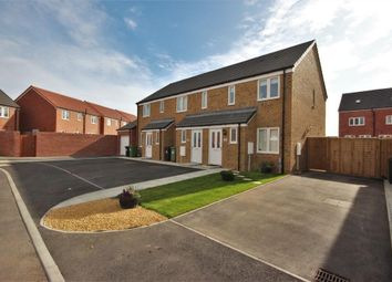 Thumbnail 2 bed end terrace house for sale in Horsa Close, Grove, Wantage