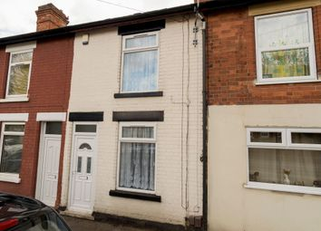 Thumbnail 3 bed terraced house to rent in Vernon Street, Kirkby-In-Ashfield