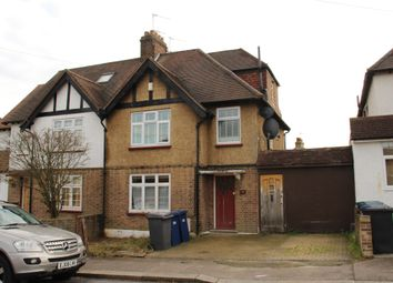 Thumbnail 1 bed flat for sale in Welbeck Road, East Barnet, Hertfordshire