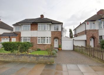 Thumbnail 3 bedroom semi-detached house for sale in Cadogan Gardens, Winchmore Hill
