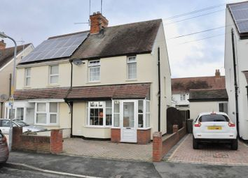 Thumbnail 3 bed semi-detached house for sale in West Street, Evesham