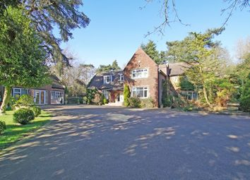 Thumbnail 4 bed detached house for sale in Mearse Lane, Barnt Green