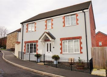 Thumbnail 4 bed detached house to rent in Pippin Avenue, Liskeard
