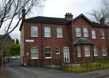 Thumbnail 2 bed flat for sale in St Christophers Court, St Christopher Avenue, Penkhull