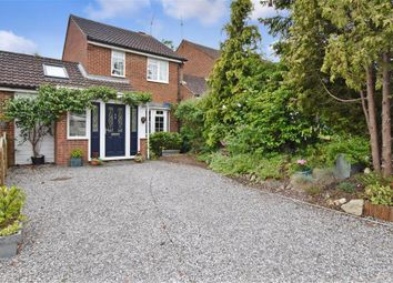 Thumbnail 3 bed link-detached house for sale in The Tail Race, Maidstone, Kent