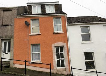 Thumbnail 3 bed terraced house for sale in Clifton Hill, Swansea