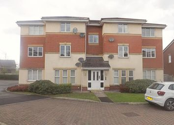 Thumbnail 2 bed flat for sale in Lawndale Close, Radcliffe, Manchester, Greater Manchester