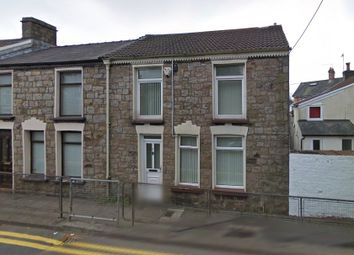 Thumbnail 2 bed end terrace house to rent in Lower Vaynor Road, Cefn Coed, Merthyr Tydfil