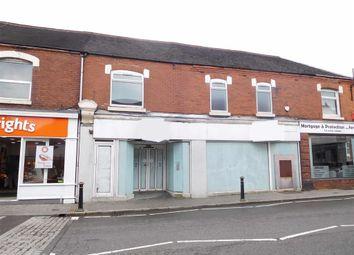 Thumbnail Retail premises for sale in High Street, Biddulph, Staffordshire
