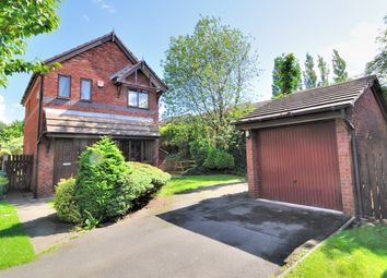 Thumbnail 3 bed detached house to rent in Oriel Close, Heaviley, Stockport, Cheshire