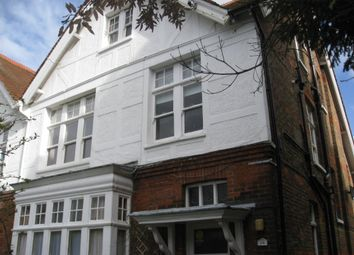 Thumbnail 2 bed flat to rent in Wykeham Road, Worthing