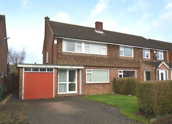 Thumbnail 3 bed semi-detached house for sale in Hillfield Close, Downley, High Wycombe